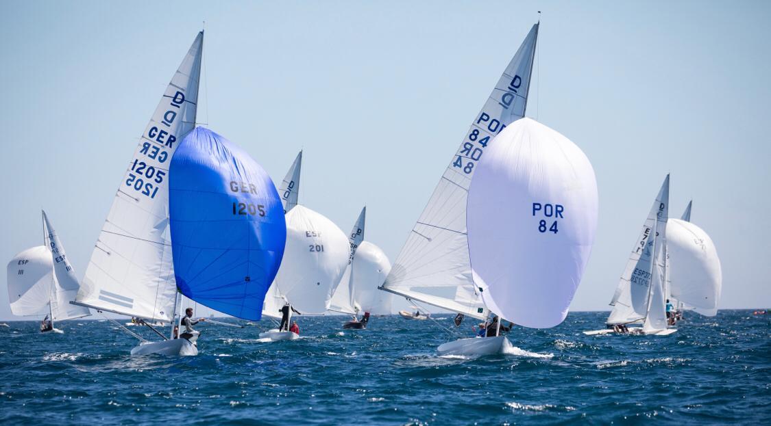 Segeln in der Bucht von Palma zwischen Maxis, Bigboats IRC, BOXRULE und ORC...
